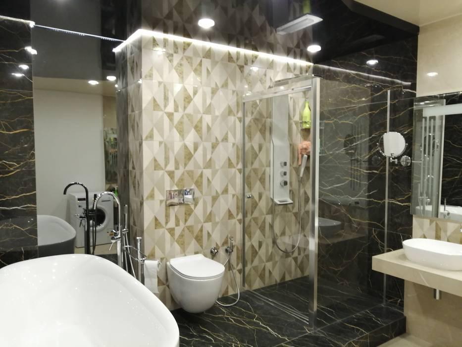 Наталия Широченкоが手掛けた浴室,