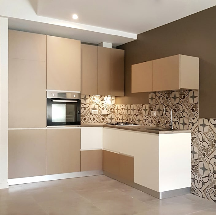 Built-in kitchens by studioQ,