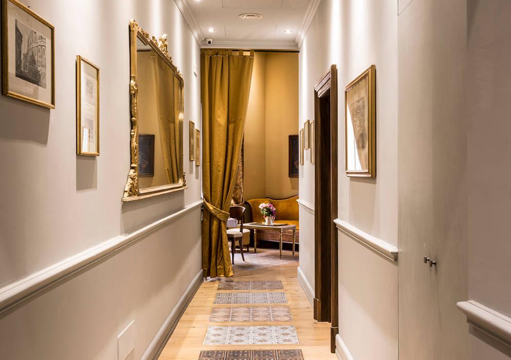 Interior Designe Rome Classic hotels by ARTE DELL' ABITARE Classic