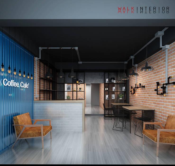 coffee:  บ้านและที่อยู่อาศัย โดย walkinterior , อินดัสเตรียล ไม้ Wood effect