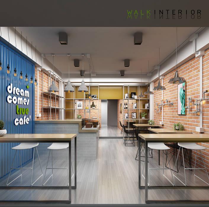 coffee: ด้านอุตสาหกรรม  โดย walkinterior , อินดัสเตรียล เหล็ก