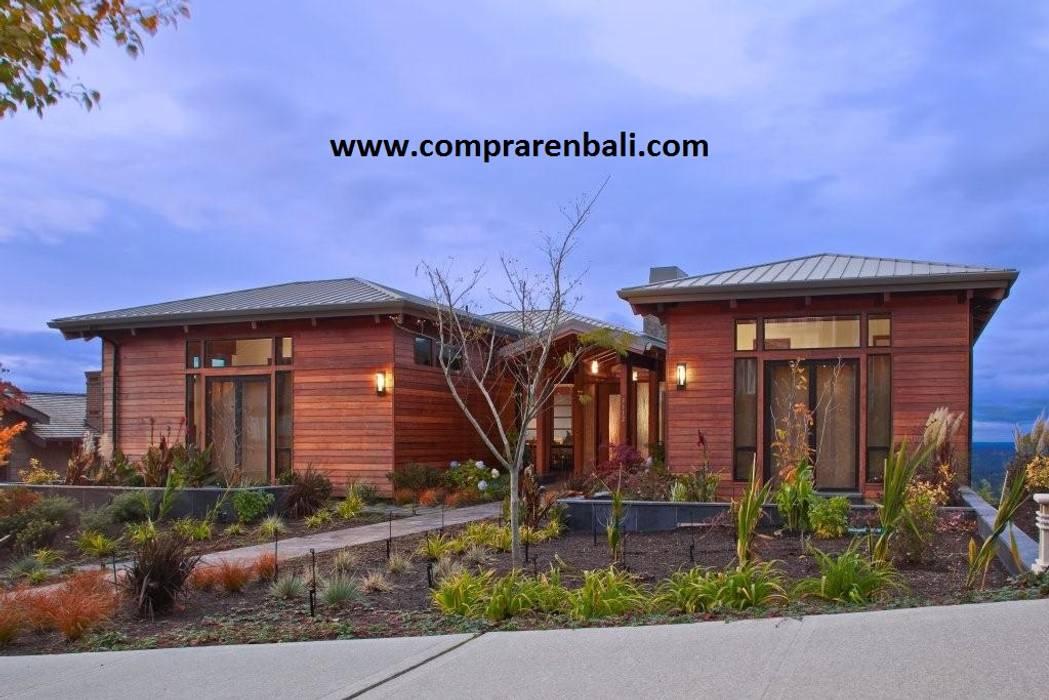 comprar en bali Wooden houses Solid Wood Wood effect