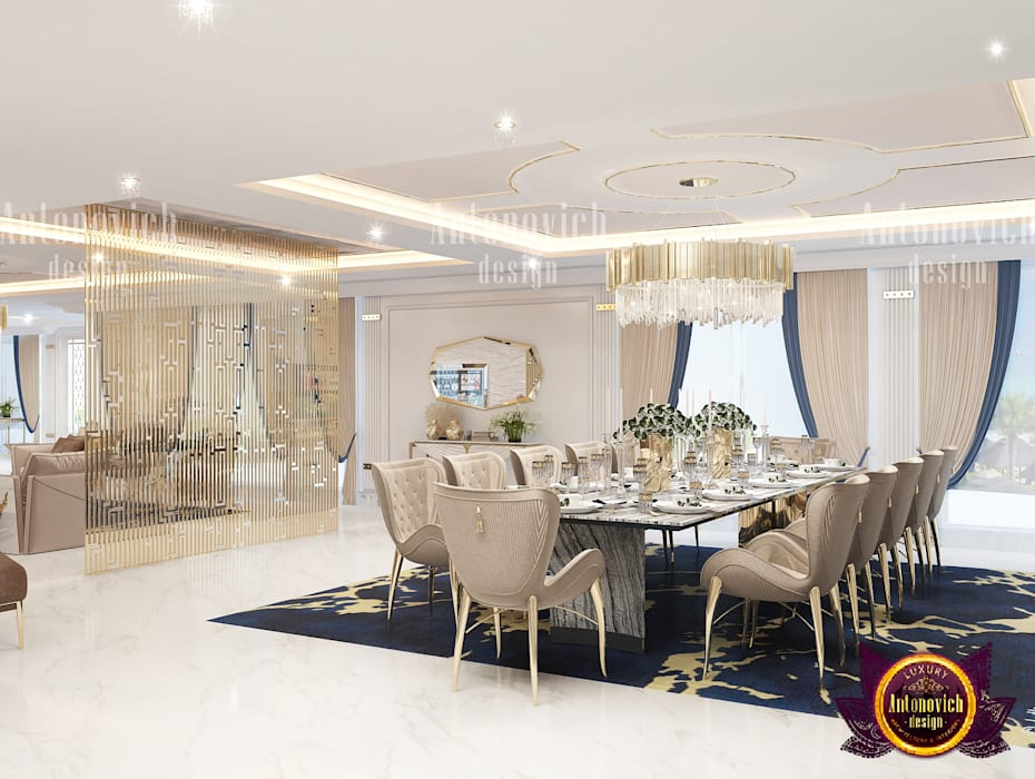 Tips For Beautiful Home Design by Luxury Antonovich Design