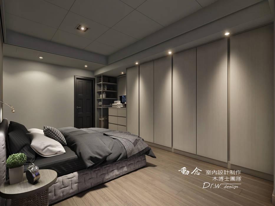 臥室 by homify,