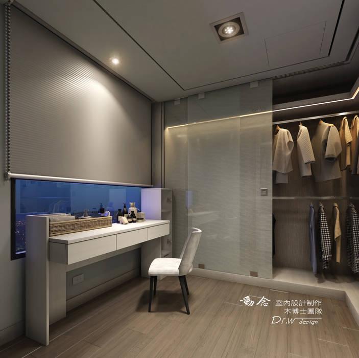 更衣室 by homify,