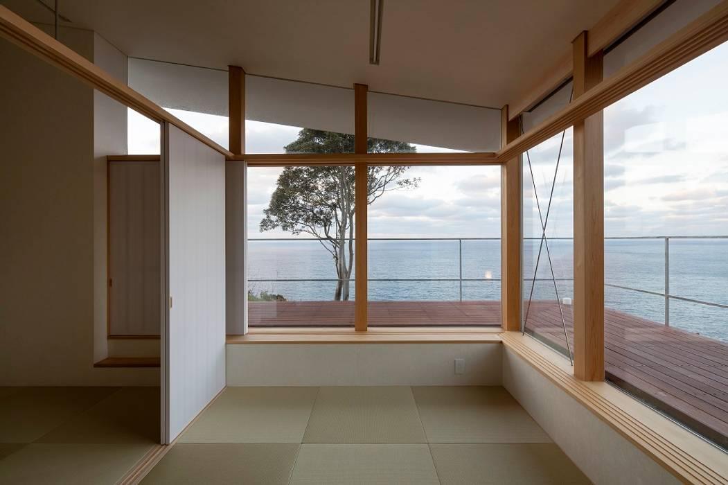 和室: triowood architect officeが手掛けた和のアイテムです。,