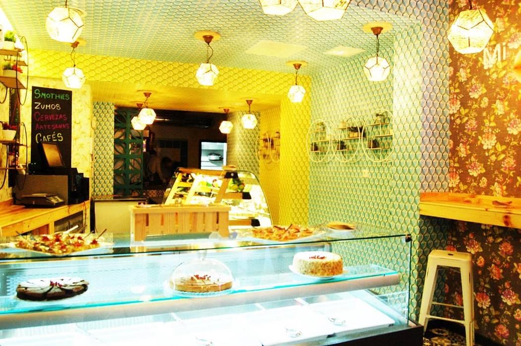 149 Francisco Silván Arquitectura de Interior – Decoración : Locales gastronómicos de estilo  de Arquitectura de Interior,