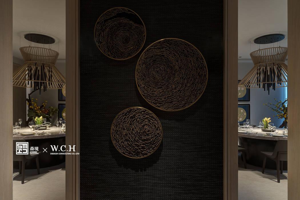 納川•藏鋒 根據 森境室內裝修設計工程有限公司 現代風