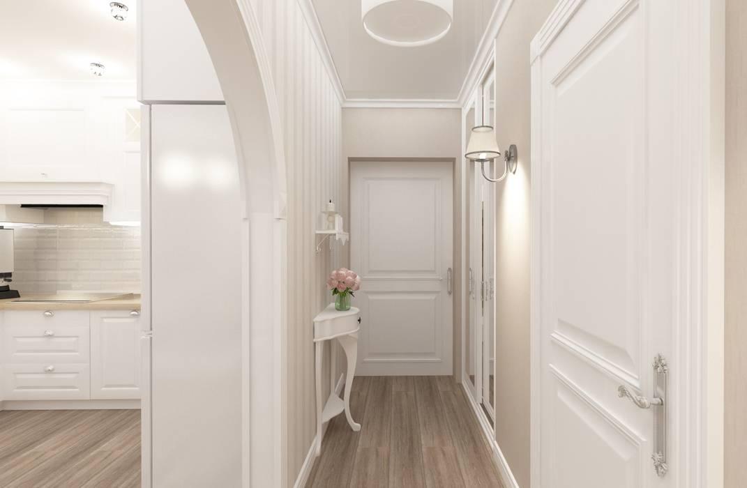 Pasillos y hall de entrada de estilo  por Vision Design, Clásico