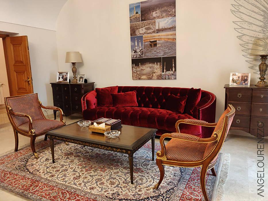 Angelourenzzo - Interior Design SalonesSofás y sillones