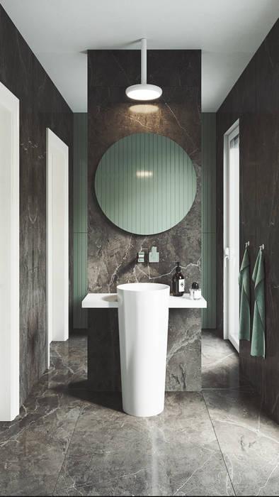Modern bathroom by 404 Studio Modern