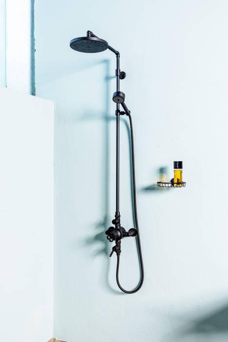 Loft-Bad im Industrie-Design NEVOBAD Industriale Badezimmer