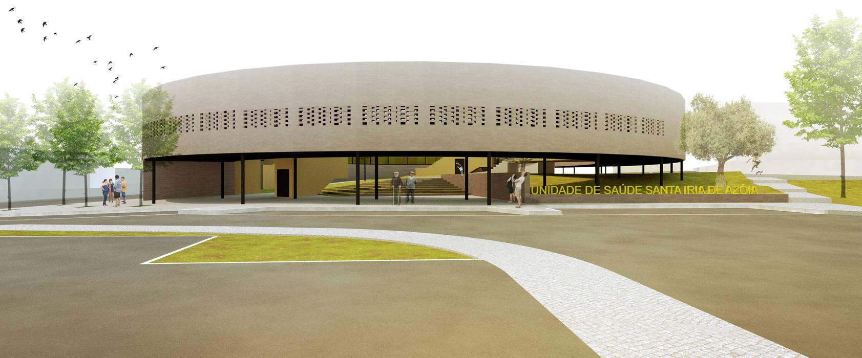 Modern Houses by HAS - Hinterland Architecture Studio Modern
