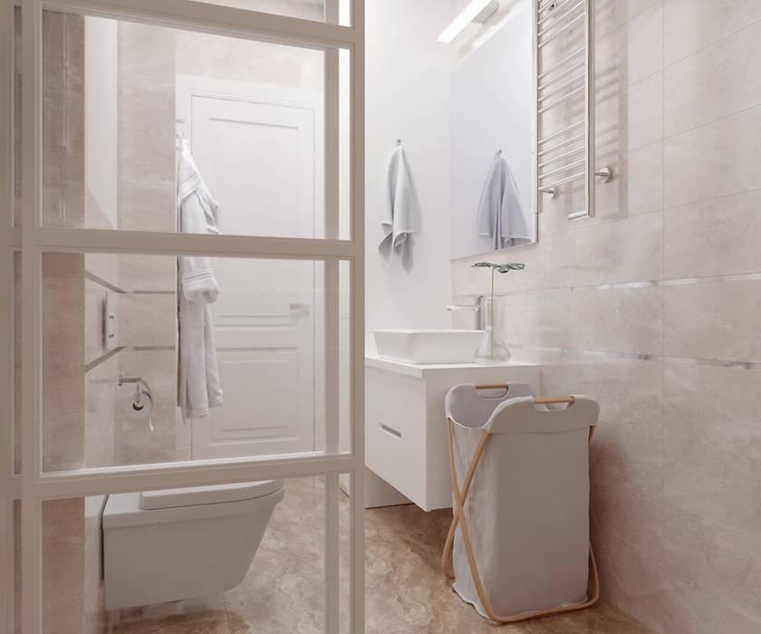 Bathroom by Molyako Design, Modern