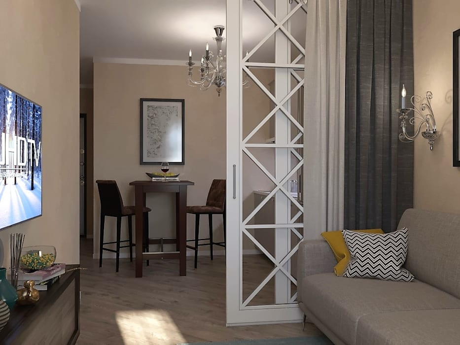 Modern Living Room by Molyako Design Modern