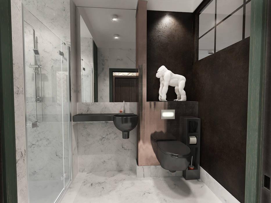 Bathroom by Шамисова Анастасия, Eclectic