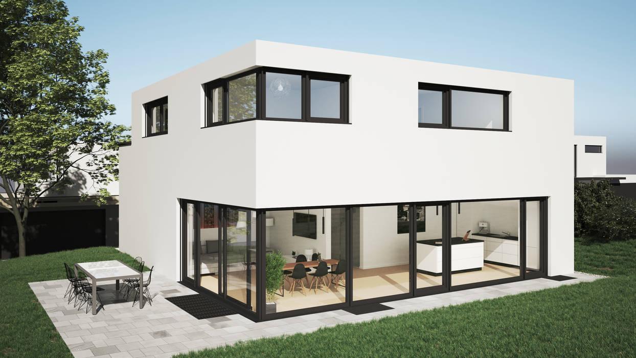 Haus 226 Moderne Hauser Von Karl Kaffenberger Architektur Einrichtung Modern Homify