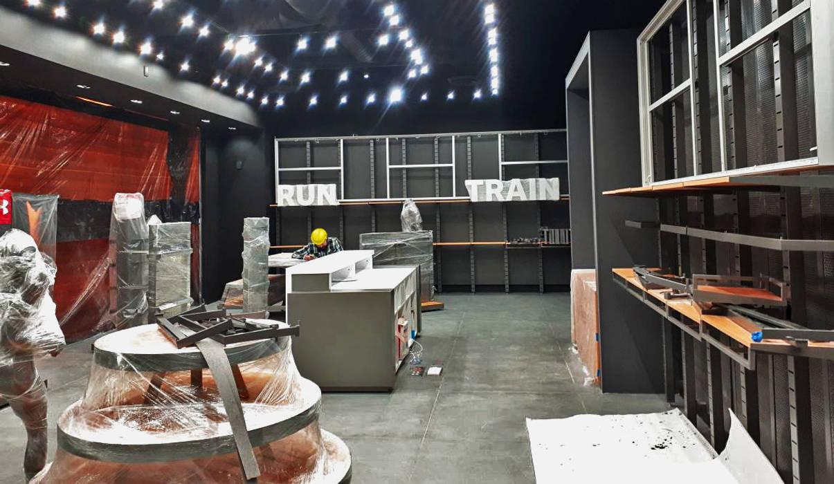 Oficinas de estilo  por Proyecto 3Catorce, Moderno