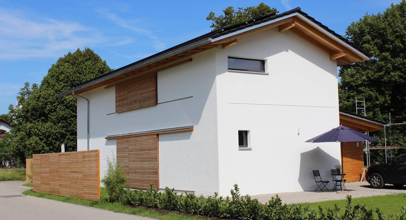 Ostseite von Architekt Namberger Modern