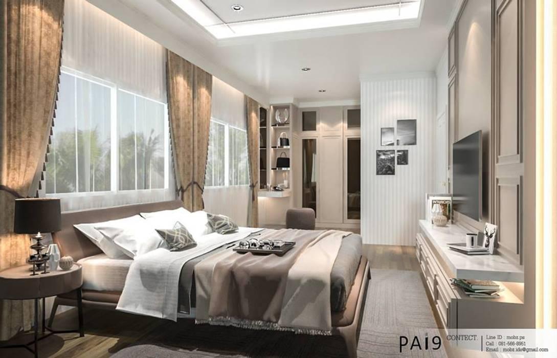 Project : Perfect Park - Ratchapruek โดย PAI9 Interior Design Studio คลาสสิค