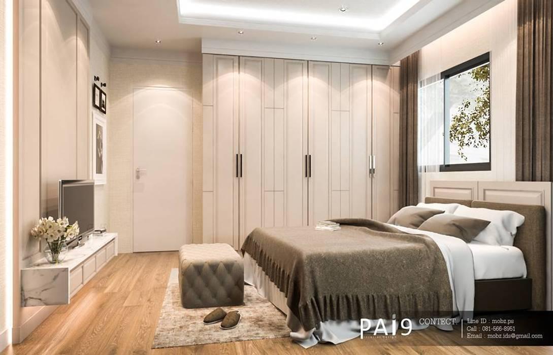 Project : Perfect Place 4 – Ratchapruek โดย PAI9 Interior Design Studio คลาสสิค