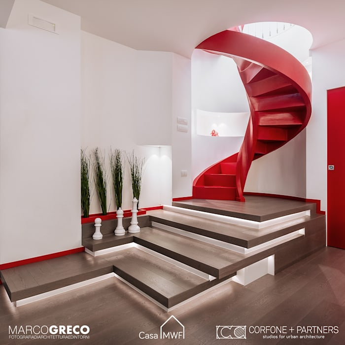 ห้องเก็บไวน์ โดย CORFONE + PARTNERS studios for urban architecture, โมเดิร์น