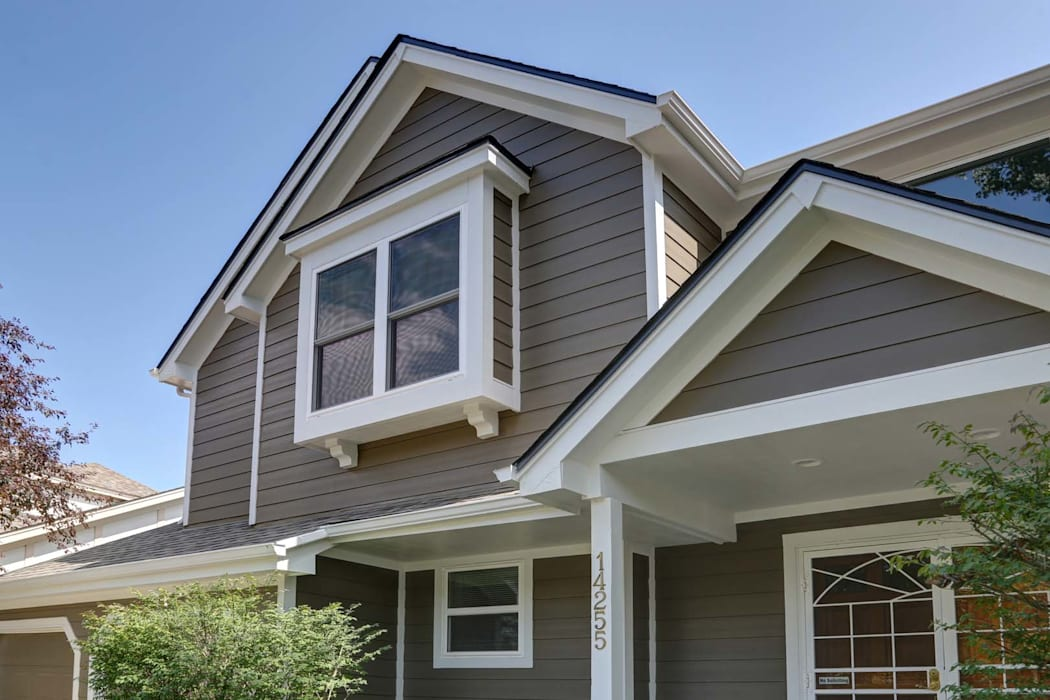 How much does it cost to put siding on a house in West Chester? Marketing Casas de madera