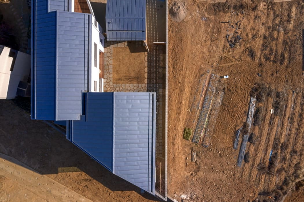 par (주)건축사사무소 더함 / ThEPLus Architects Moderne