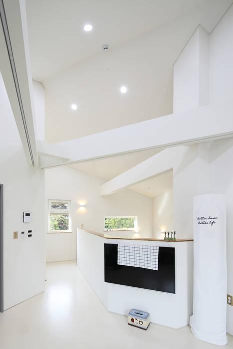 Modern living room by 주택설계전문 디자인그룹 홈스타일토토 Modern Concrete