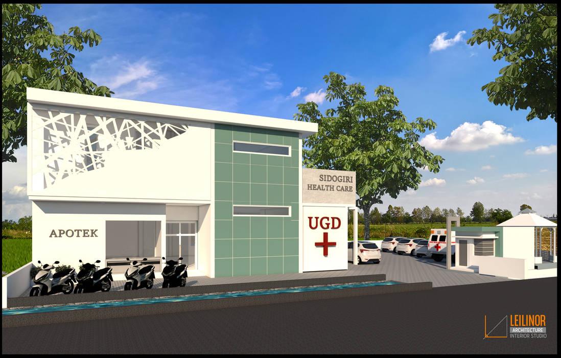 : Klinik oleh CV Leilinor Architect,
