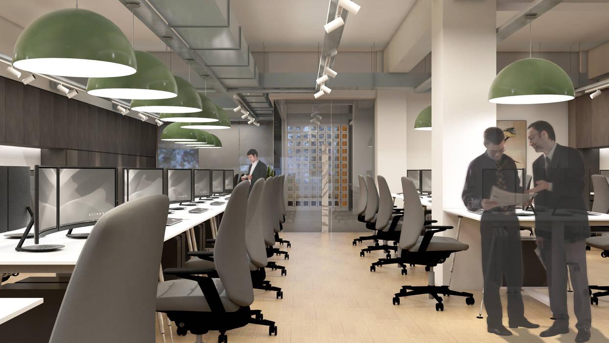 Batu Tulis Office Bangunan Kantor Modern Oleh MODULA Modern