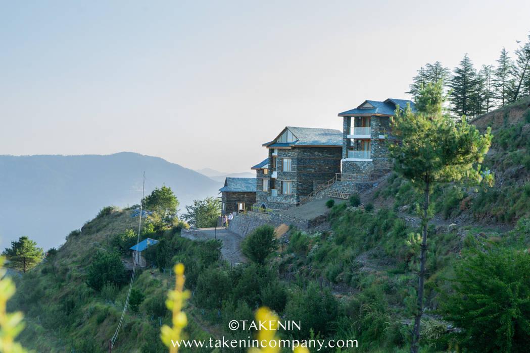 Villa in Theog- Daafi by TakenIn Classic