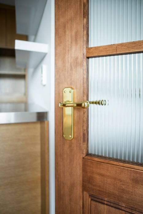 주식회사 큰깃が手掛けた玄関ドア, 北欧