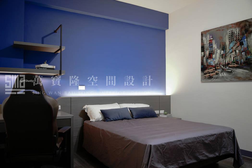義鼎建設-富貴居/喬松苑 根據 SING萬寶隆空間設計 現代風