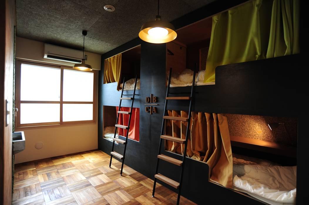 客室 コロニアルな商業空間 の モノスタ'70 コロニアル