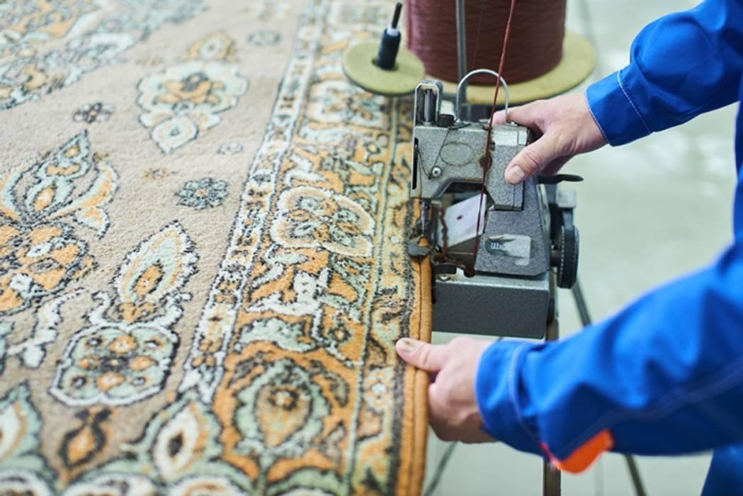 Rug Restoration by Orientalist Rug Asian