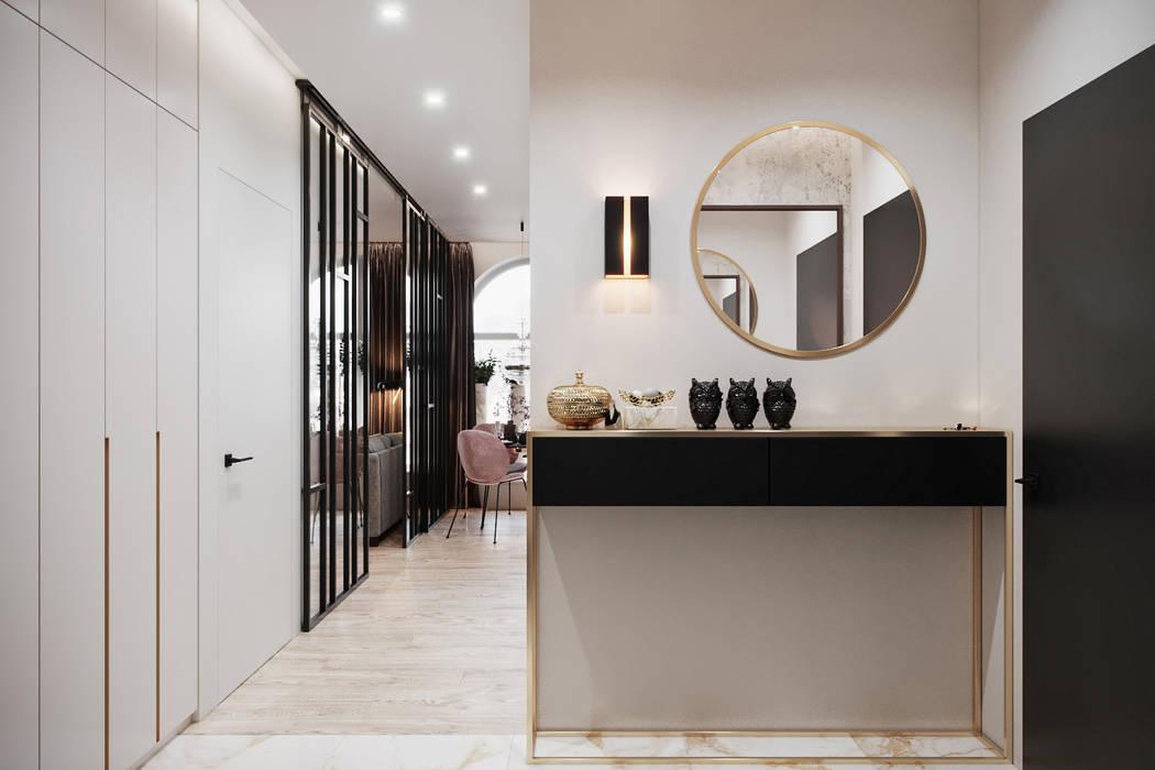 Corridor & hallway by A.D.D., Minimalist