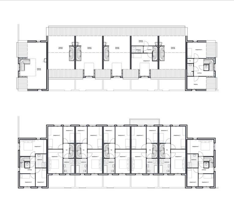 根據 Verheij Architecten BNA 古典風