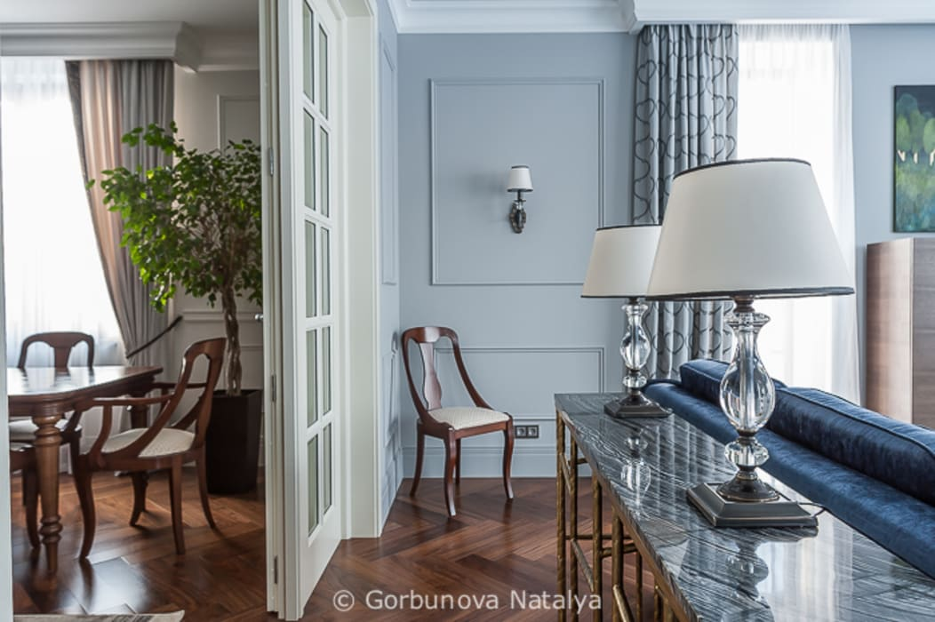 BELOBORODOVDESIGN Living roomAccessories & decoration