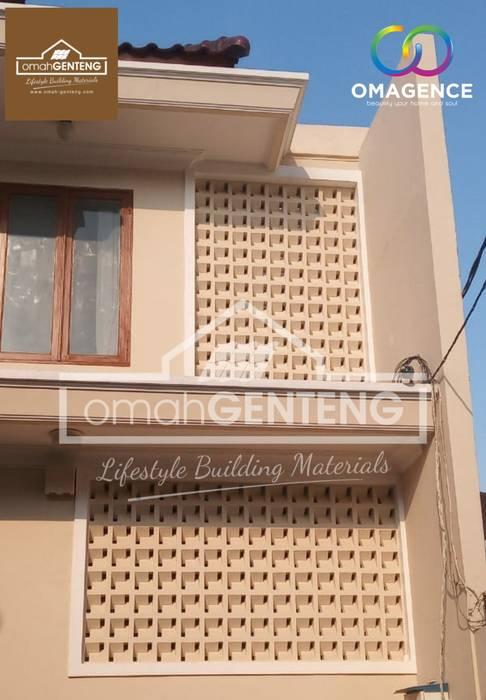 HP/WA: 081 2283 3040 - Roster Beton Lamongan - Omah Genteng - OMAGENCE Bar & Klub Minimalis Oleh Omah Genteng Minimalis Beton