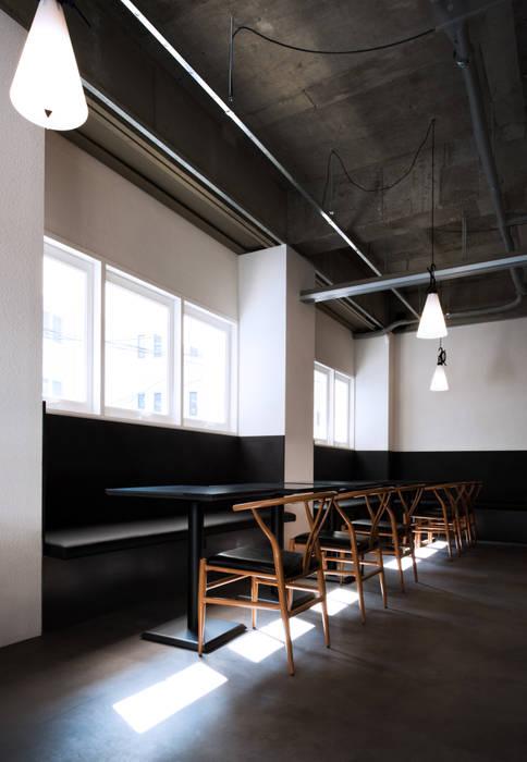 이탈리안 레스토랑 미누씨 (minu.c) 모던스타일 거실 by M's plan 엠스플랜 모던 우드 우드 그레인