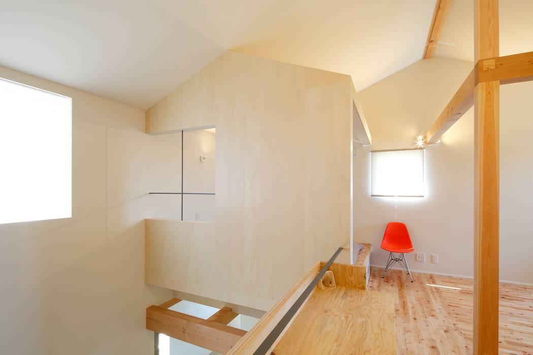 公園の傍の家 の ユウ建築設計室 北欧