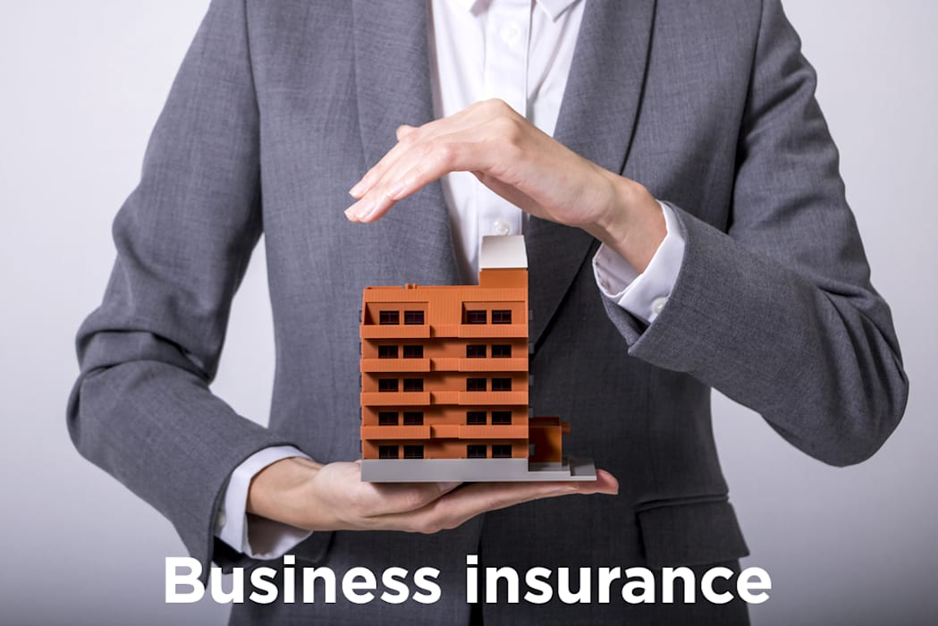 You Could Also Get Business Insurance for Your Small Business por Cubit-Insurance Asiático