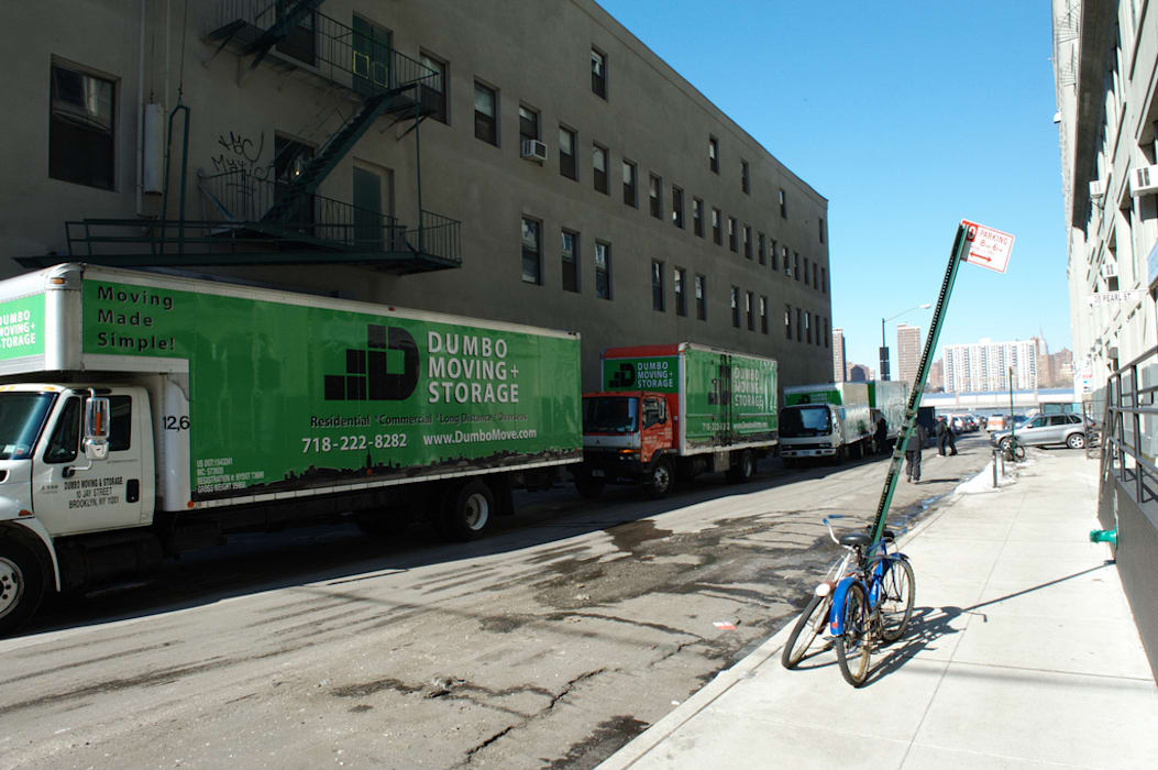 Dumbo Moving and Storage NYC BedroomBeds & headboards