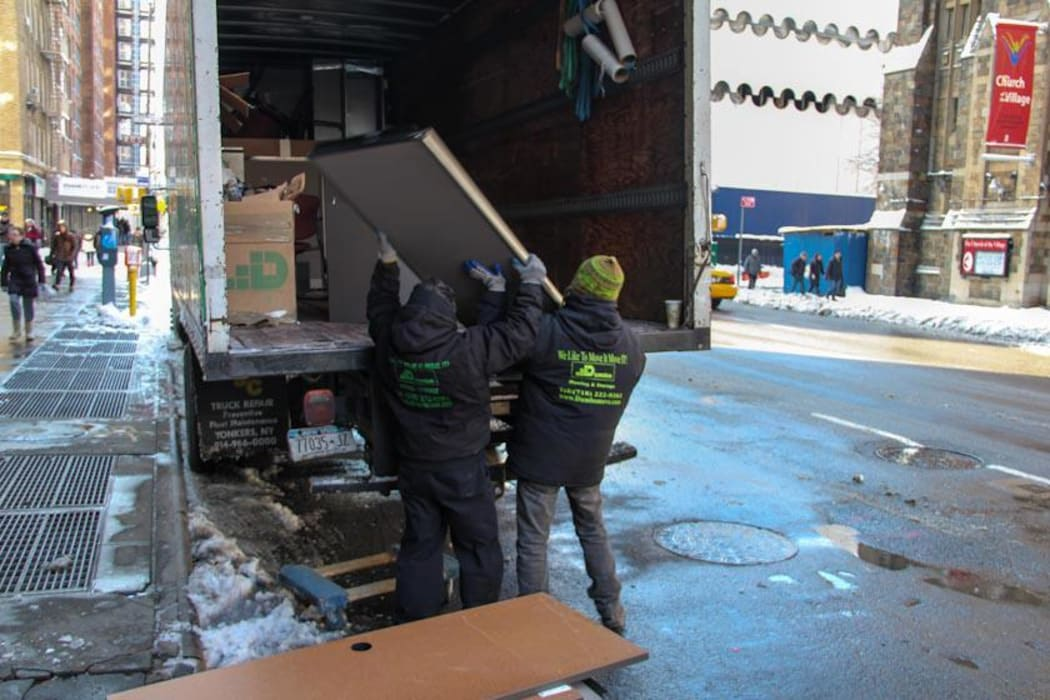 Dumbo Moving and Storage NYC Office spaces & stores