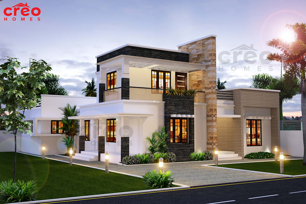 Builders In Kochi by CreoHomes Pvt Ltd Asian