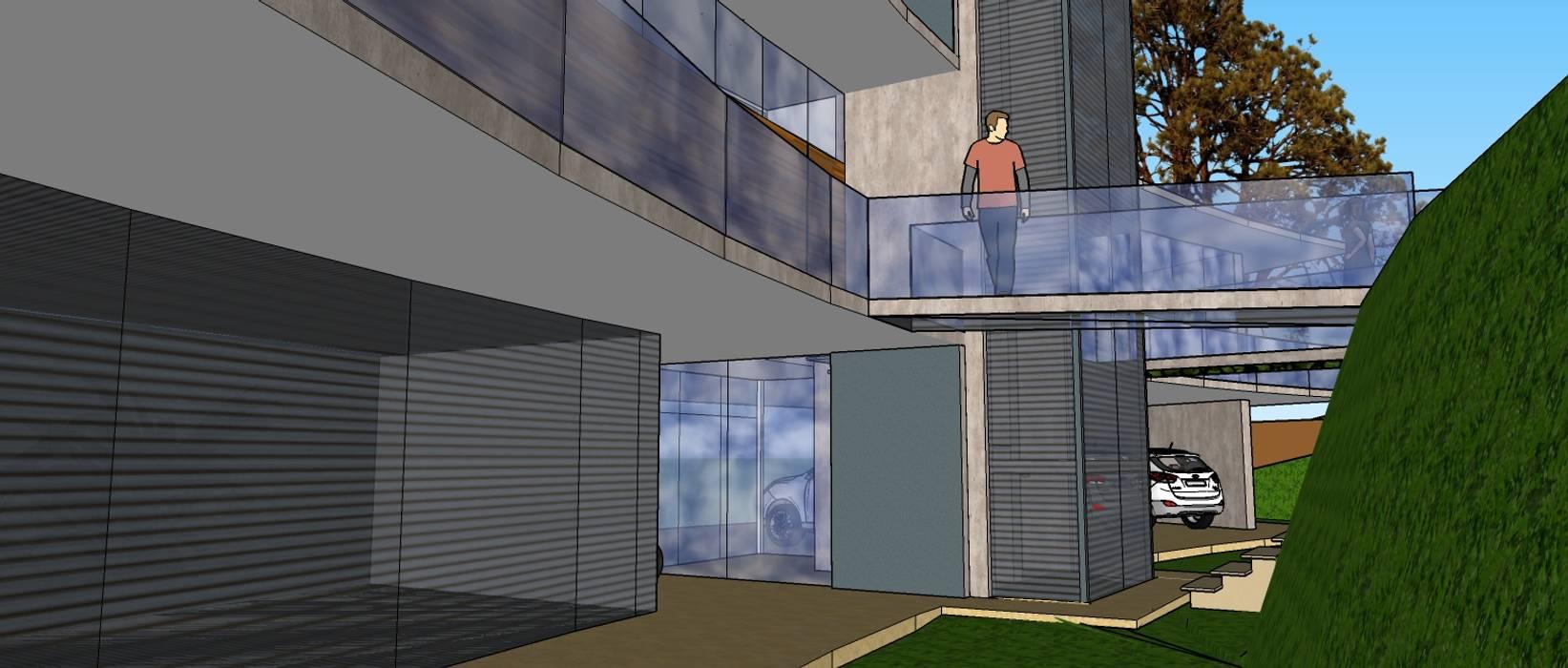 par Arquitetura Casa Doze Moderne