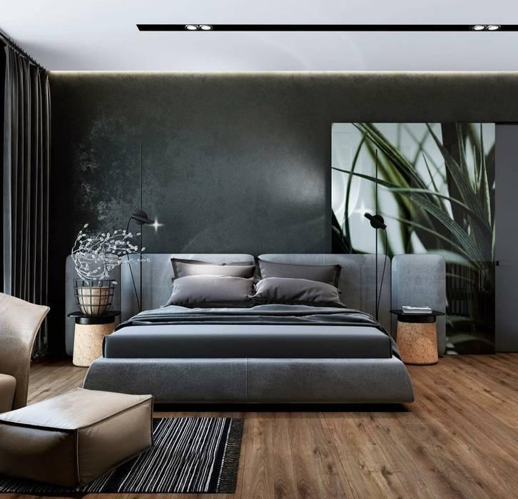 Scandinavian style bedroom by Smart Investment Group Scandinavian