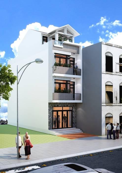 Xây dựng nhà trọn gói tại Bình Dương:  Nhà by Công ty TNHH sửa chữa nhà phố trọn gói An Phú 0911.120.739,