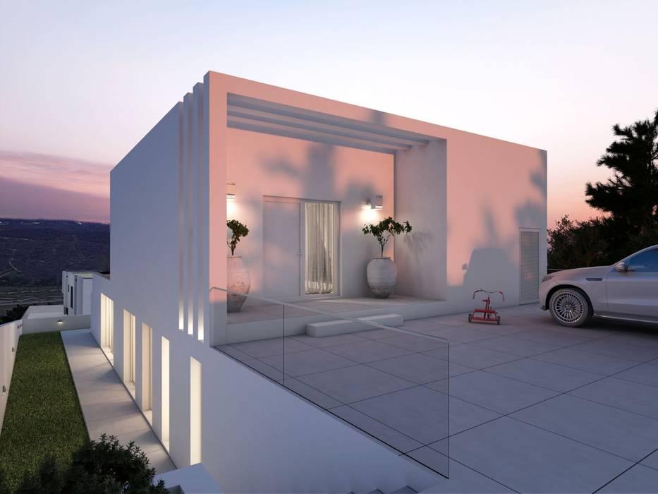 House Espartal #2 Casas minimalistas por Tiago Barros Studio Minimalista